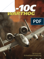 DCS a-10C Quick Start Guide De