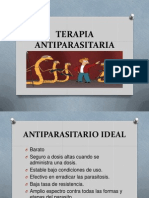 Bases Farmacologicas de La Terapia Anti Paras It Aria