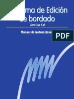 Manual de Los Bordados