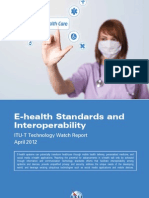 E-Health Standards and Interoperability