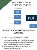 NAFTA (NORTH AMERICAN TRADE FREE AGREEMENT)