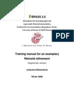 BRASS2 Training Manual 061221