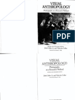 Visual Anthropology Photography as a Research Method