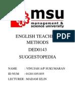 English Teaching Method