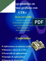 Programacion en GTK+