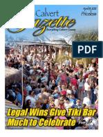 2012-04-19 Calvert Gazette