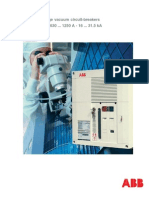 ABB 11KV Vmax VCB Catalogue