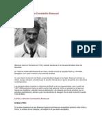 Biografía y obra de Constantin Brancusi