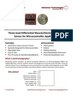 Advancer Technologies Muscle Sensor v2 Manual