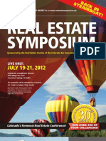 30th Annual Real Estate Symposium