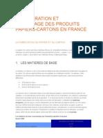 Recuperation Et Recyclage Des Produits Papiers