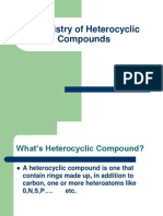 Nomenclature of Hetero Cyclic (Secound Year)