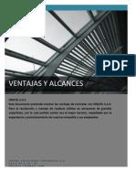 15. VENTAJAS Y ALCANCES
