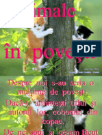 Animale in Povesti