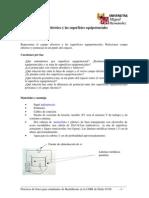 campo eléctrico superficie equipotencial2