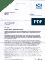 John Swinney MSP on Teachers' Pensions