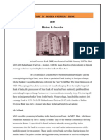 History of Iob Bank