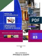 Manual  Administración de Documentos y Gestión de Archivos 3