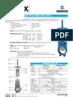 Model EX Series 10 Datasheet English