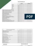 Daftar Inventaris