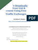 Traffic Exchange Report