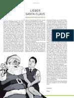 Trash Talk Santa Clause