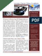 SC4 April 2012 Newsletter