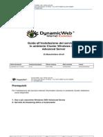 Clustering Failover - Installazione Del Servizio IIS in Ambiente Cluster