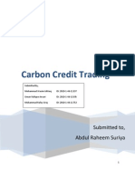 Carbon Trading1