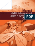 Manual Litigio Estrategico  desde la experiencia de CLADEM