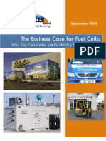 Business Case for Fuel Cells