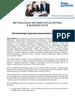 Metodologija Implementacije Sistema E-Business Suite