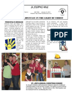 2012 january  newsletter
