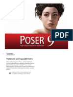 Poser 9 Python Methods Manual