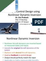 NDI Flight Control