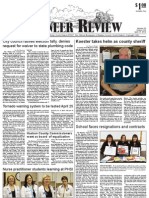 Pioneer Review, April 19, 2012