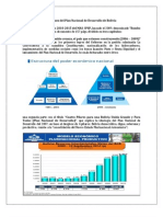 Resumen Del Plan Nacional de Desarrollo de Bolivia