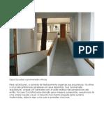Casa Curuchet a Promenade Infinita