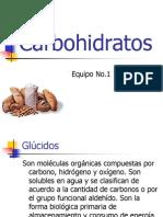 Carbohidratos(Bioquimica)