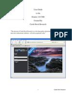 Granite 2.0 User Manual