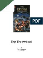 Tom Sharpe - The Throwback