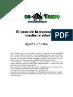 Christie, Agatha - El Caso de La Esposa de Mediana Edad