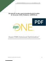 AspenTech Manual de Inst_Conf Licencias SLM y PIMS