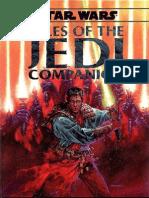 WEG40082 - Star Wars - Tales of the Jedi Companion