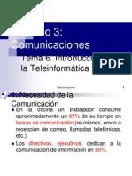 Introduccion a La Teleinformatica