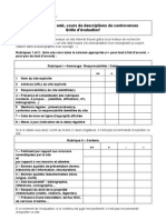 Evaluation D'Un Site Web - Formula Ire de L'Ecole Des Mines Paris
