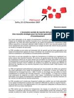 Financial Markets FR