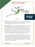ESPE Por El Yasuní - Club Ecológico ESPE[1]