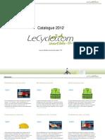 Confort Lecyclopointcom2012