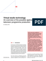 Virtual Studio Technology